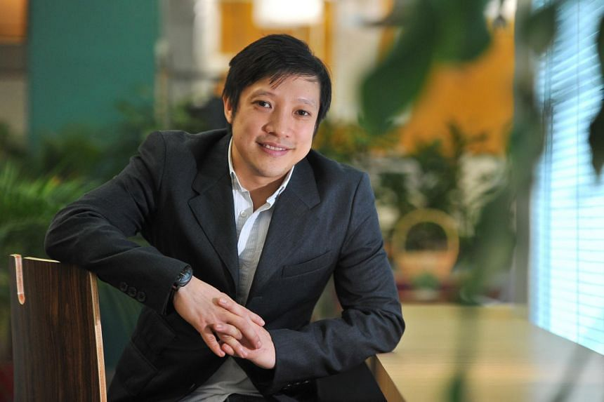 M Ghangaa: Mr Adrian Lee, managing director of Loyz Energy.