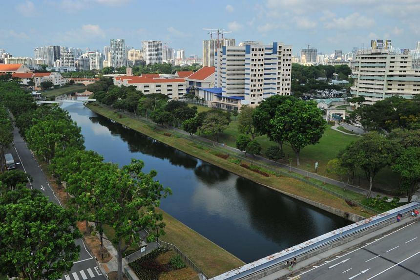 The 400 metre stretch of Kallang River in Potong Pasir that was upgraded under PUB's Active, Beautiful, Clean Waters (ABC Waters) Programme was officially opened on July 12, 2015.