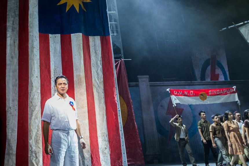 Less than a month after the $2.72 million Singapura: The Musical extended its run till July 19, the production has abruptly folded.