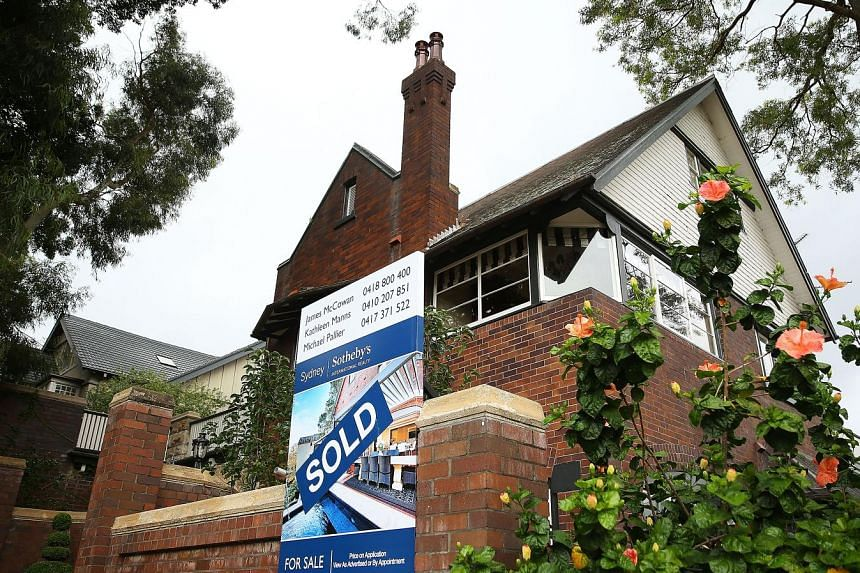 Residential property in Sydney, Australia. Realtors in Australia, Britain and Canada are preparing for a surge of new interest in their already-hot property markets, with early signs that wealthy Chinese investors are seeking a safe haven from the tu