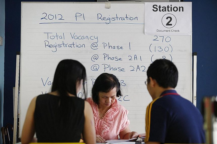 Parents wishing to register their children in a school should note that a new rule has been introduced this year for those who gain priority admission to schools based on distance. They have to live at the address used for registration for at least 3