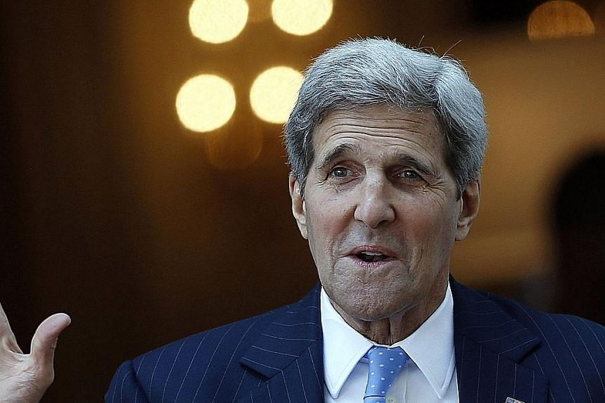US Secretary of State John Kerry said that he was hopeful of an agreement with Iran after marathon talks.