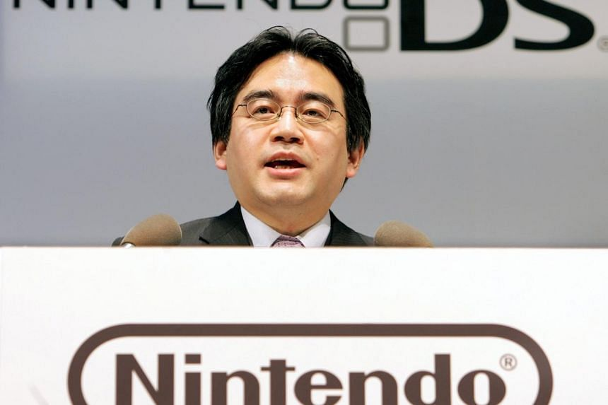 Nintendo chief executive Satoru Iwata died after a long illness, the company said on Monday, months after he led the Japanese video-game maker's belated entry into mobile gaming following years of declining sales.