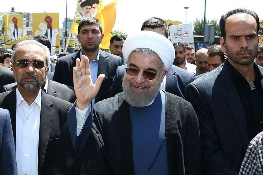 """Iranian President Hassan Rouhani says the conclusion of a nuclear deal is """"very close""""."""