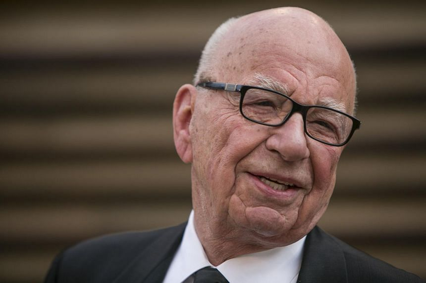 Media baron Rupert Murdoch took issue with Republican presidential candidate Donald Trump's comments that many illegal immigrants from Mexico are bringing crime to the United States.