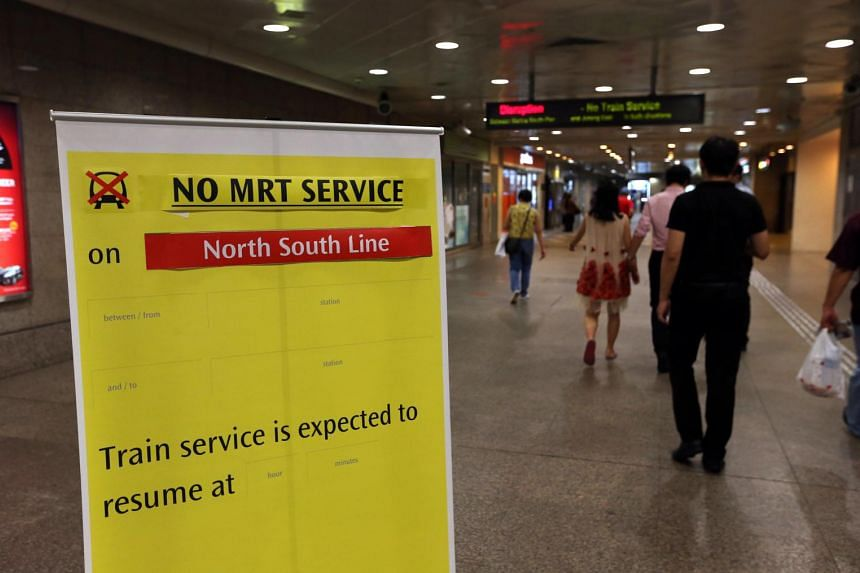 Experts from Sweden and Japan will be brought in to conduct an assessment on the power supply and track-side infrastructure for the North-South and East-West MRT lines following the disruptions on July 7, 2015.