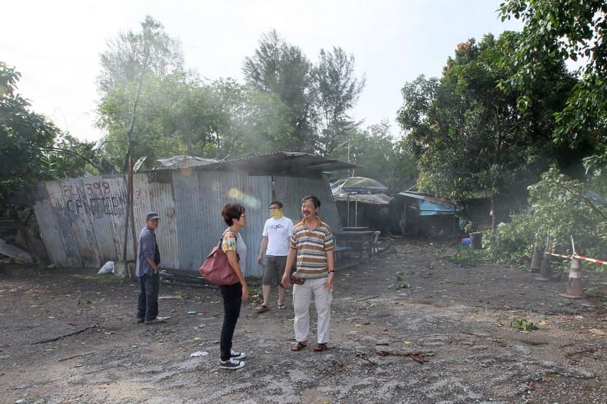 Mr Zhou told Shin Min that the canteen will be closed for the next two to three days to carry out repair works. He estimated his losses to be about $1,200.