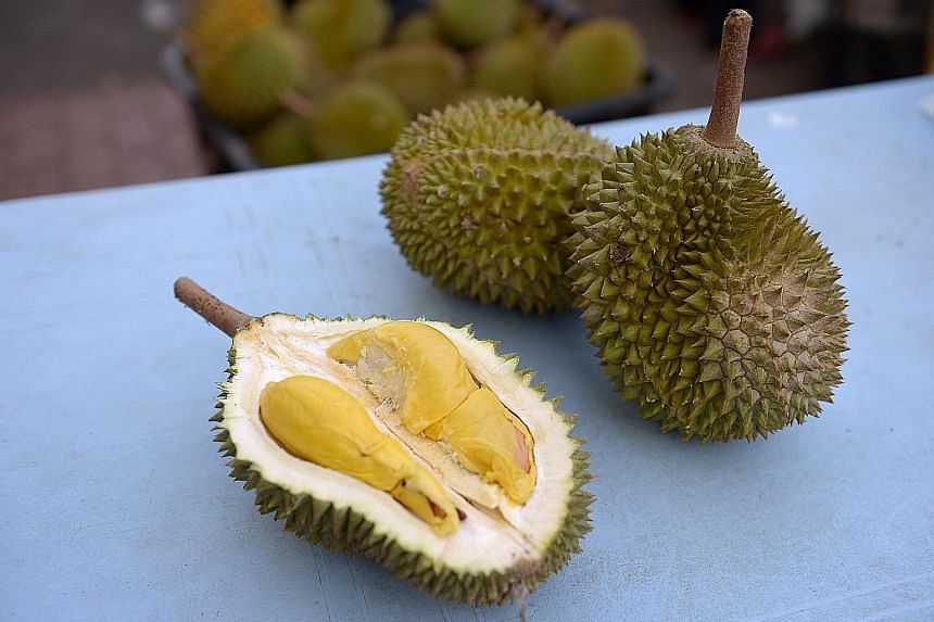 Durians' thorny issues: Experts debunk 5 commonly-held