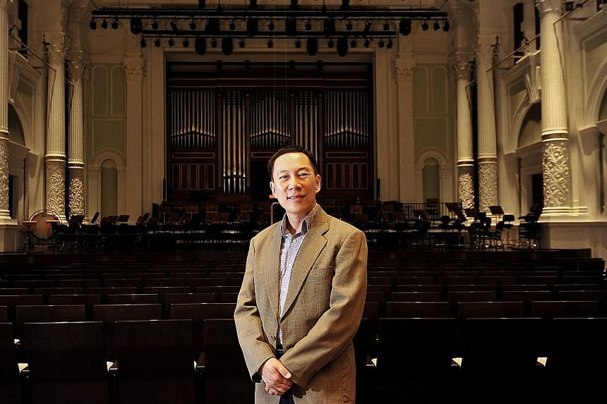 Mr Chng Kai Jin helped develop subscription and membership schemes and built up strong international ties through tours abroad.