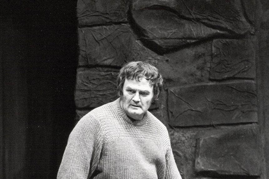 Jon Vickers was known for playing the title role in the opera Peter Grimes.
