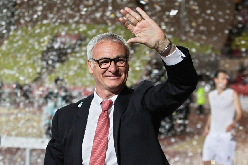 Claudio Ranieri is Leicester City's new manager.