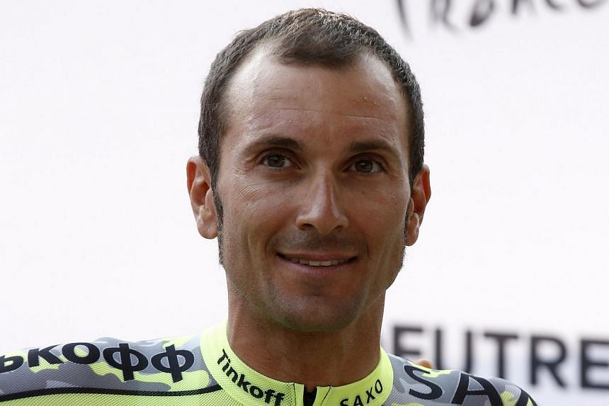 Former Giro d'Italia winner Ivan Basso withdrew from the Tour de France on Monday after revealing he has testicular cancer.