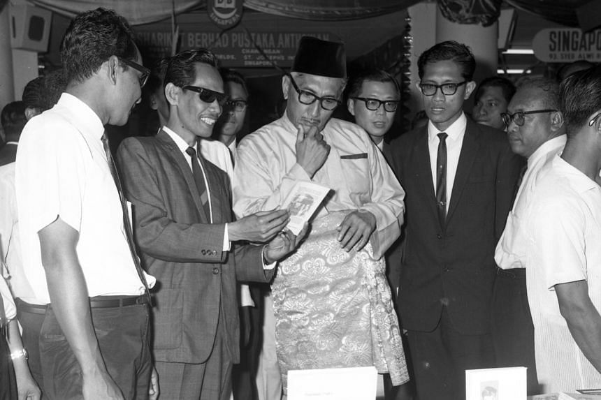 The Institute of Southeast Asian Studies (ISEAS) will be renamed the ISEAS-Yusof Ishak Institute on Aug 12 - the 105th anniversary of the birth of Singapore's first president (centre).