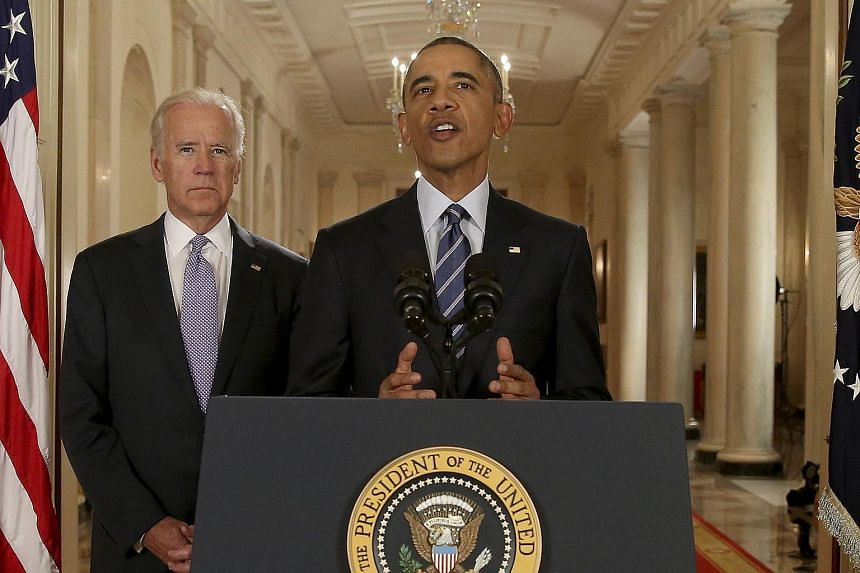 US President Barack Obama said that the landmark deal with Iran over the latter's nuclear programme has halted a potential arms race in the Middle East.