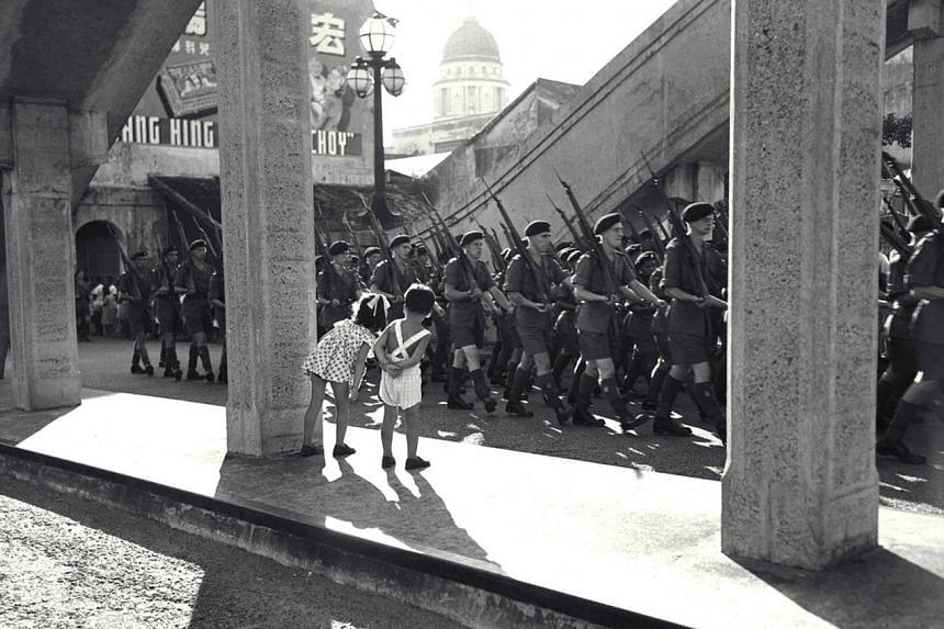 Parade, June 5, 1952.