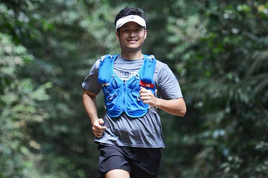 To trim down and shape up, Mr Cao returned to running, doing weekly jaunts at MacRitchie Reservoir. Now, he has set his sights on the 50km trail run in the MSIG Singapore Action Asia 50 ultramarathon.
