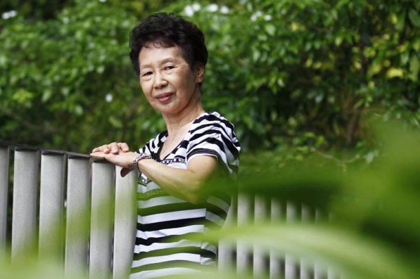 Madam Neo Soo Lan suffered from facial nerve pain until a general practitioner referred her to Dr Tan Kian Hian, director of the SGH pain management centre. He prescribed drugs which eased the pain.