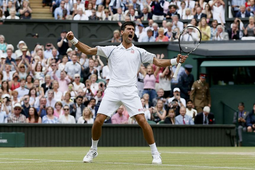 """If there is a """"weakness"""" to Novak Djokovic's game, it is that he has not won over the crowd in the same way as Roger Federer or Rafael Nadal has. But he hopes to rectify that situation."""