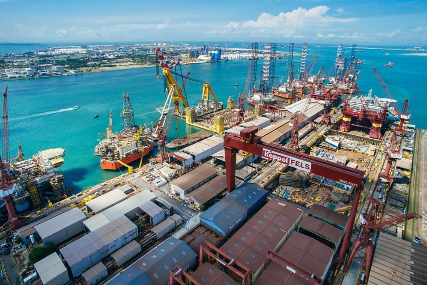 """Keppel FELS has """"the versatility and capabilities to design and build other products that are in demand, such as mobile units for accommodation and maintenance""""."""