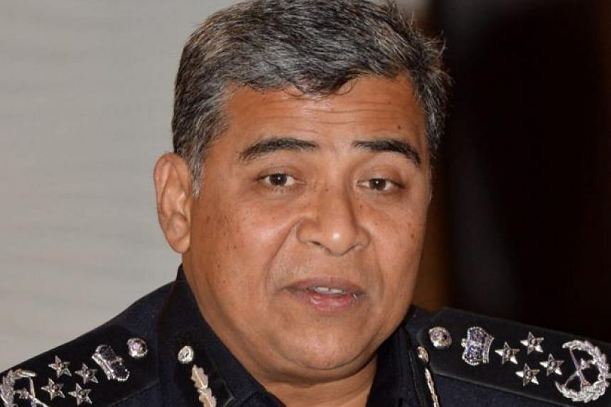 Police chief Khalid Abu Bakar said all members of the Special Task Force currently probing 1MDB would be under investigation.
