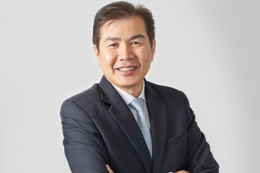 """CapitaLand chief Lim Ming Yan said: """"We are proactively working with strong capital partners to build up scale."""""""