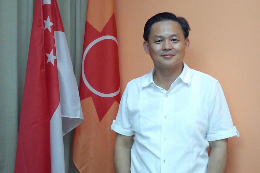Mr Tan, who joined the NSP two years ago, had been elected to the post of secretary-general at the party's biennial central executive committee election in January.