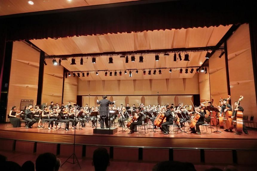 Tribute to Singapore Concert by the Association of Composers (Singapore).
