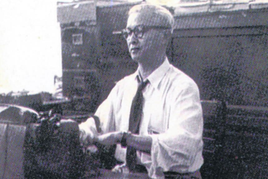 Mr Wee Kim Wee (above) was known for his penchant for being in the right place at the right time. And he seemed to court danger. In late 1960, for example, he rushed from Copenhagen, where he was on holiday, to civil war-torn Congo, where Malayan tro