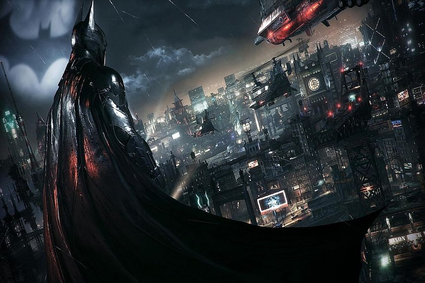 Batman: Arkham Knight has almost every hero from the Batman mythos, from the three main Robins to Azreal. And when Batman fights alongside them, players can switch characters to control, and trigger another set of special takedown moves that add expe