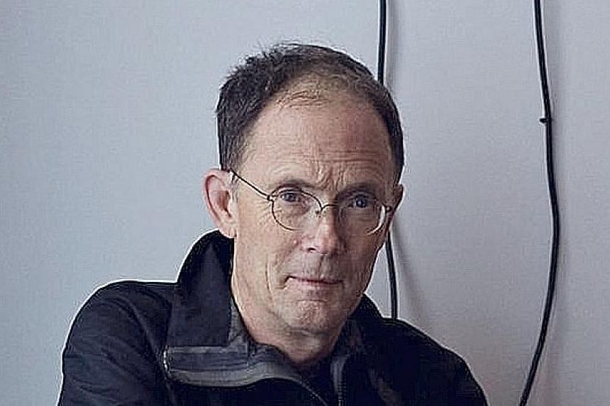William Gibson.