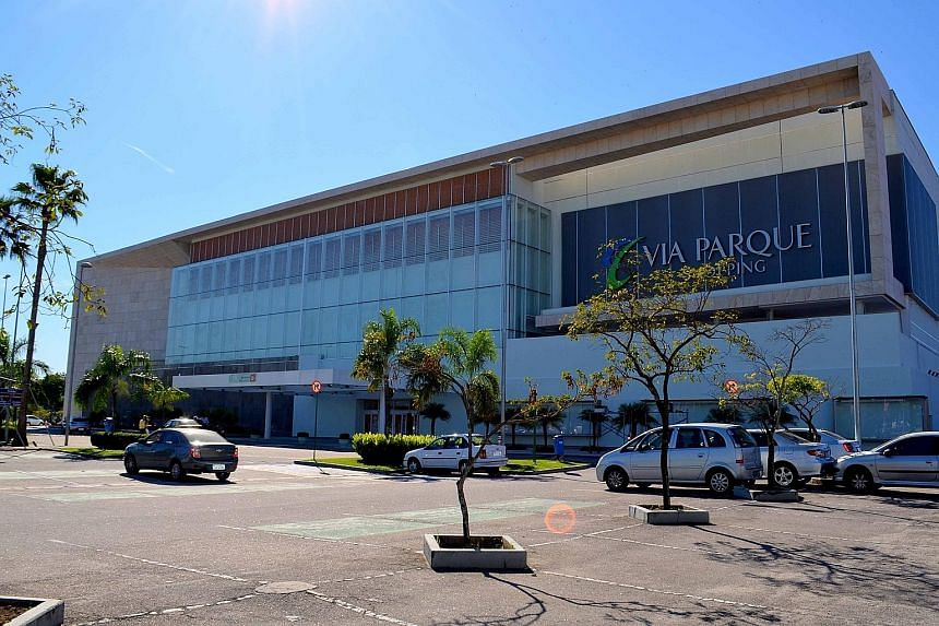 Via Parque Shopping mall has 57,000 sq m of shopping area and is controlled by Aliansce Shopping Centers, Brazil's No. 2 mall operator. Other investments GIC has made in Brazil include an education company, an office building as well as the country's