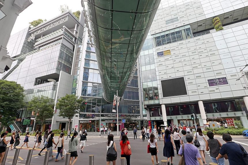 The imposing Ngee Ann City, owned by the Ngee Ann Kongsi, with its Civic Plaza the centre of action, continues to dominate the street. In recent times, rejuvenation has largely occurred in the Somerset area, with 313@Somerset and Orchard Central open