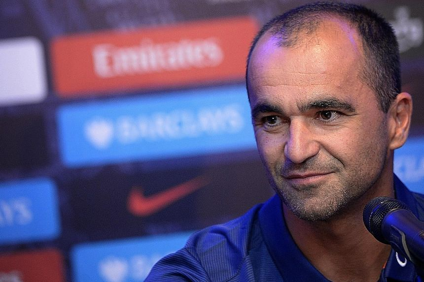 Roberto Martinez is also targeting a place in Europe ahead of the new season though he admits the challenge is getting harder.
