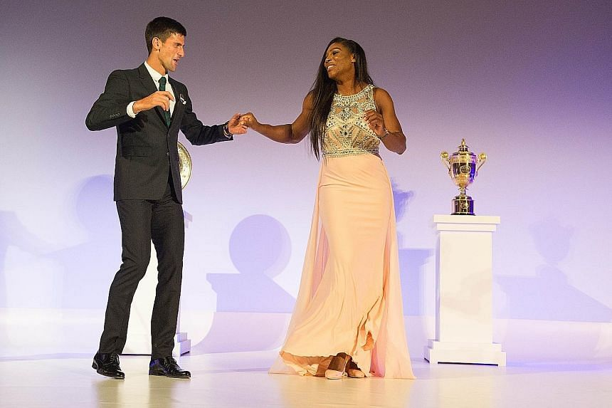 Novak Djokovic, who danced up a storm with Serena Williams, feels he is in the groove and can do well at the US Open where he has appeared in five finals, winning once.