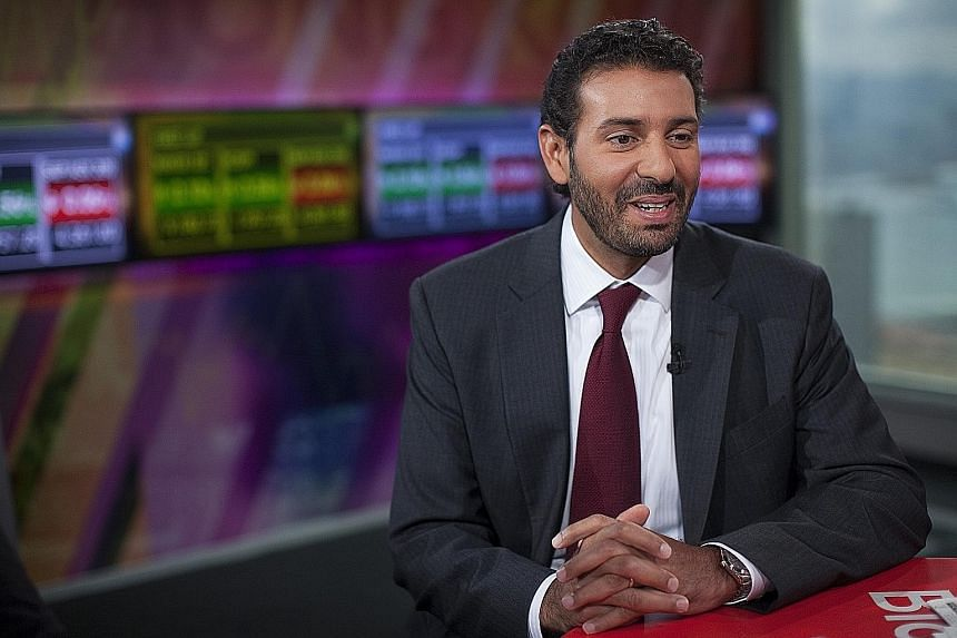 "Noble Group boss Yusuf Alireza says the management has a ""clear target"" for the total volume of the share buybacks, but declines to give specifics."