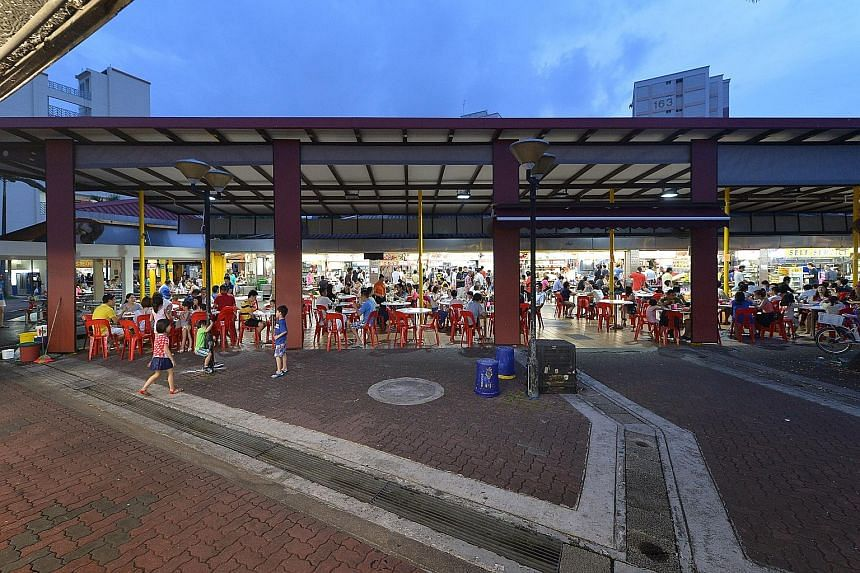 The $31 million deal for Yong Xing Coffee Shop in Bukit Batok caused a stir. But there are three other eating houses nearby to maintain competition in the area, says Mr Khaw.