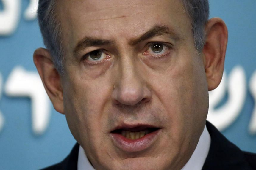 "Israeli Prime Minister Benjamin Netanyahu described the accord as a ""historic mistake""."
