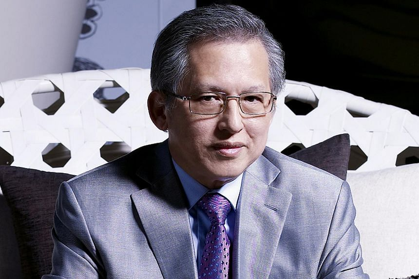 Hong Leong Group executive chairman Kwek Leng Beng.