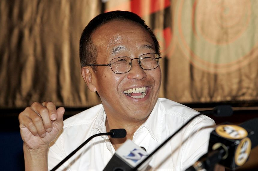 Hotelier Ong Beng Seng.