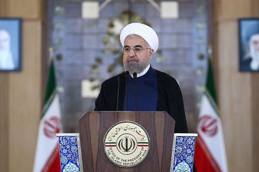 "Rouhani told Iranians in a live televised address that ""all our objectives"" have been met by a nuclear deal agreed with world powers."