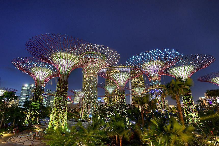 Checks by the Auditor-General's Office found lapses in the management of the Gardens by the Bay project.