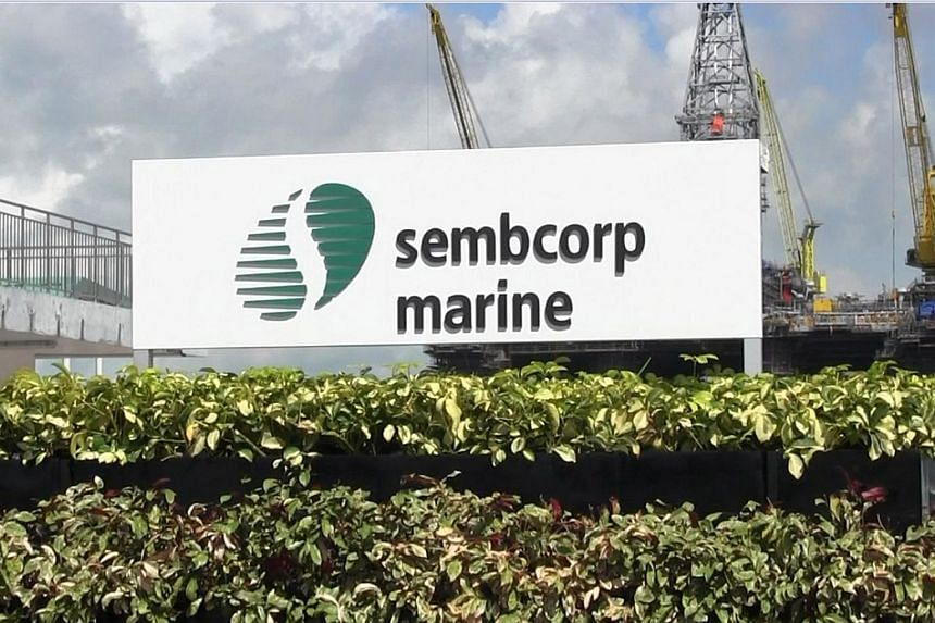 Mainboard-listed Sembcorp Marine announced on Wednesday that it has signed an engineering and construction contract worth about US$1 billion (S$1.36 bilion) to build the world's largest semi-submersible crane vessel for a unit of Netherlands-based He