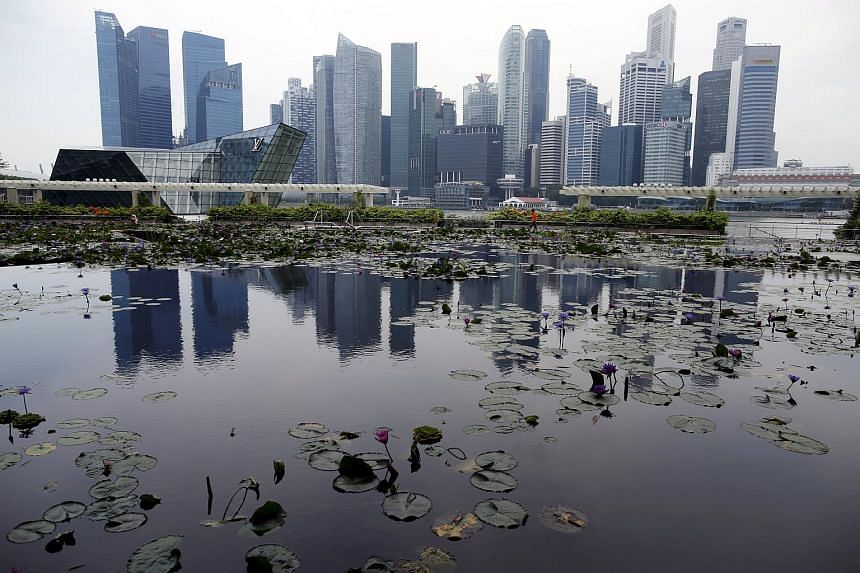 A lacklustre showing in the manufacturing sector dragged down Singapore's economic growth in the second quarter of this year, which came in at just 1.7 per cent, the slowest since the third quarter of 2012.