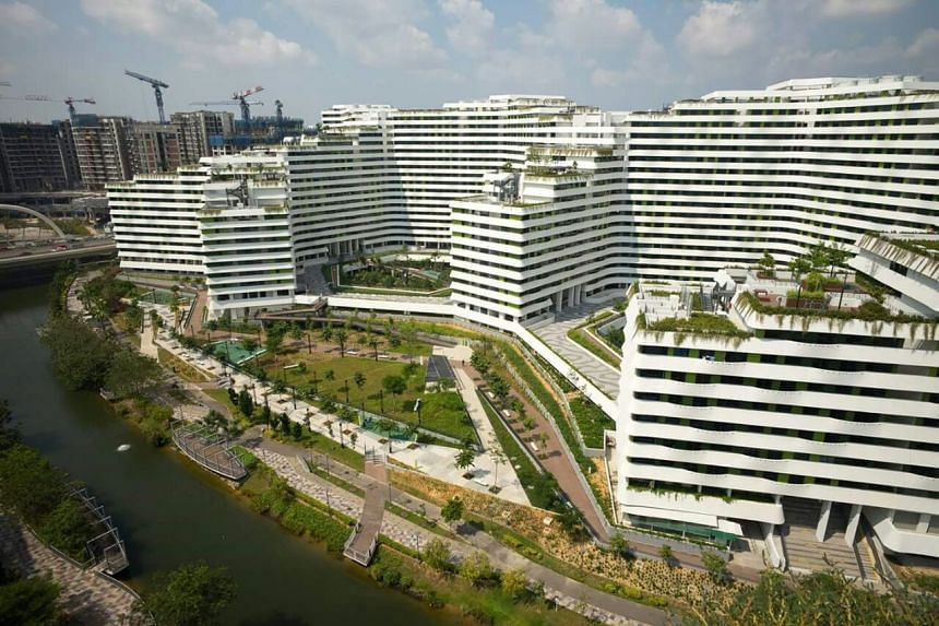 BTO project Waterway Terraces I in Punggol.