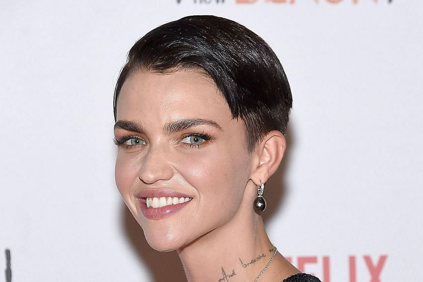 Orange Is The New Black Actress Ruby Rose