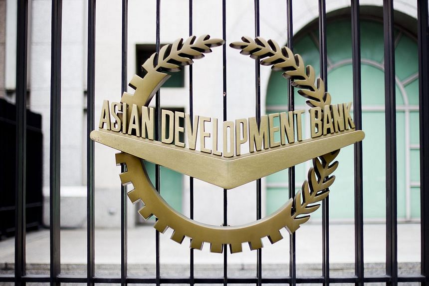 The Asian Development Bank (ADB) headquarters in Manila, Philippines.