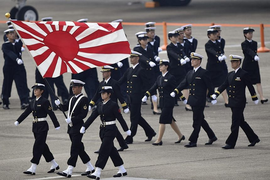 Two security Bills seeking to expand the role of Japan's Self-Defence Forces will be put to a vote today.