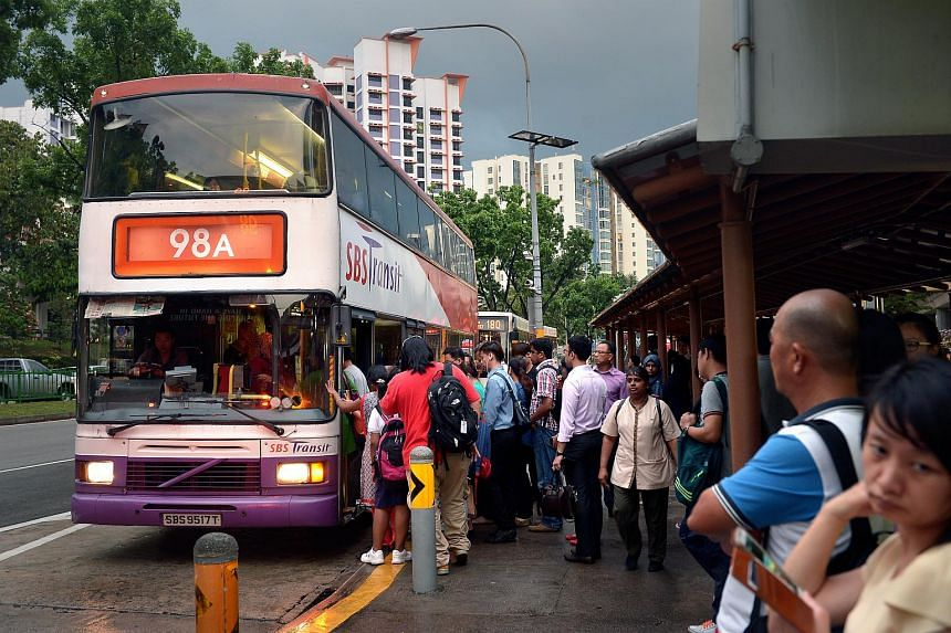 LTA said that over the past two months, it has received commuter feedback about inaccurate bus timings on certain routes.
