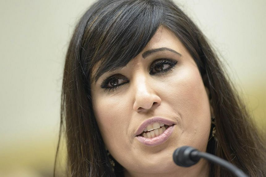 Naghmeh Abedini's (above) husband, Saeed Abedini, was sentenced by an Iranian court in 2013 to eight years in prison for allegedly compromising Iran's national security by setting up home-based Christian churches.
