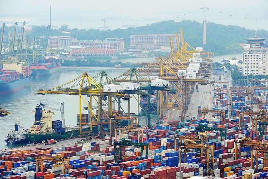 Non-oil domestic exports (NODX) in Singapore grew 4.7 per cent year-on-year in June compared to a decline of 0.3 per cent the previous month.